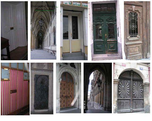 Doorways of Europe