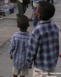 Boys in Awe