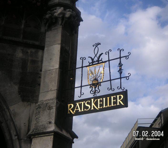 Ratskeller ~ Munich